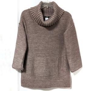 J. Crew Amadé Wool Mohair Pocket Sweater S 33565
